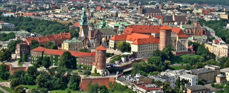 Тур в Закопане, Краков и Татры