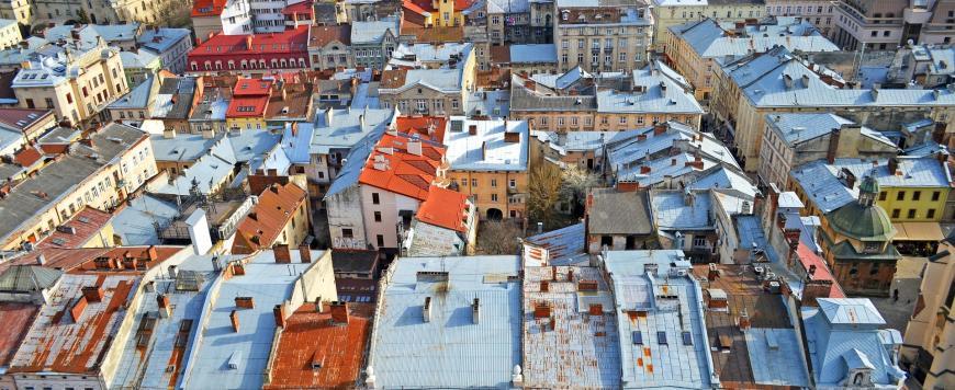 Новогодний тур во Львов. Отель в центре города