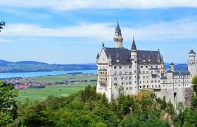 Тур в Германию без ночных переездов