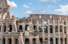 Тур в Италию. Экскурсия в Колизей