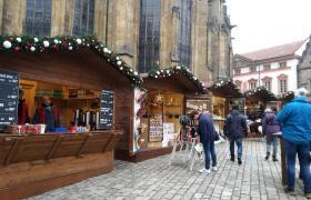 Прага перед Рождеством 2018