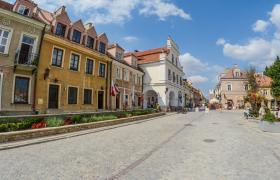 Тур в Польшу на выходные в Сандомеж
