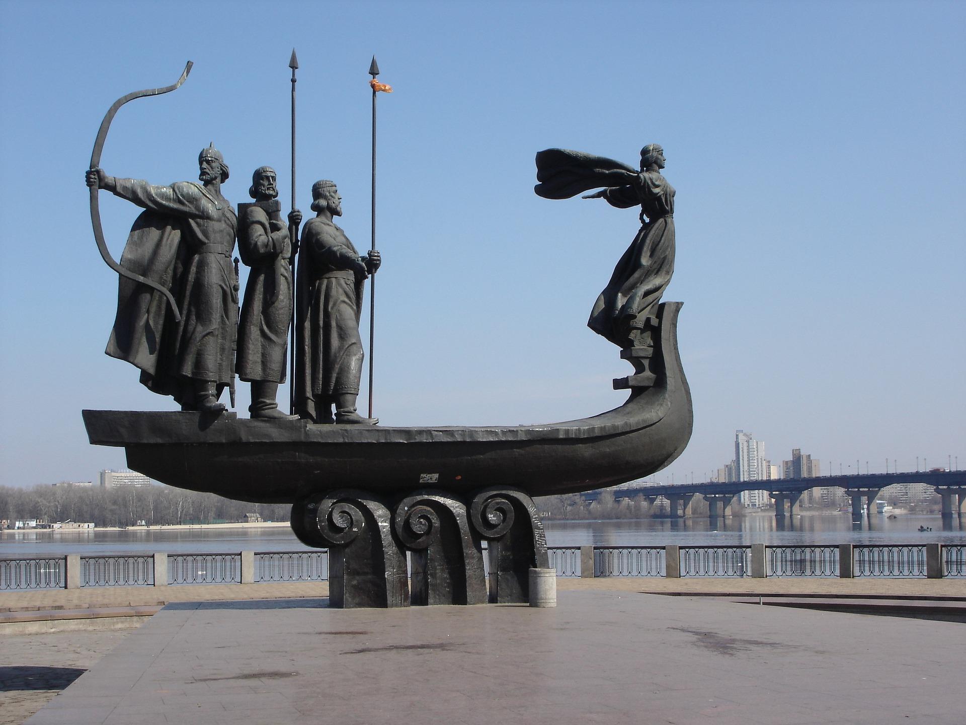 Новогодний тур в Киев
